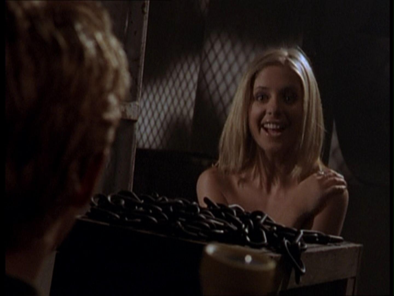 Buffy the vampire slayer nude erotic comics