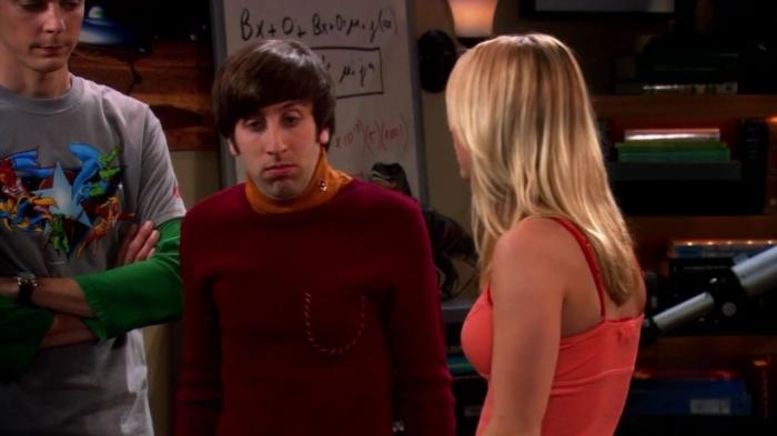 the big bang theory episode rencontre