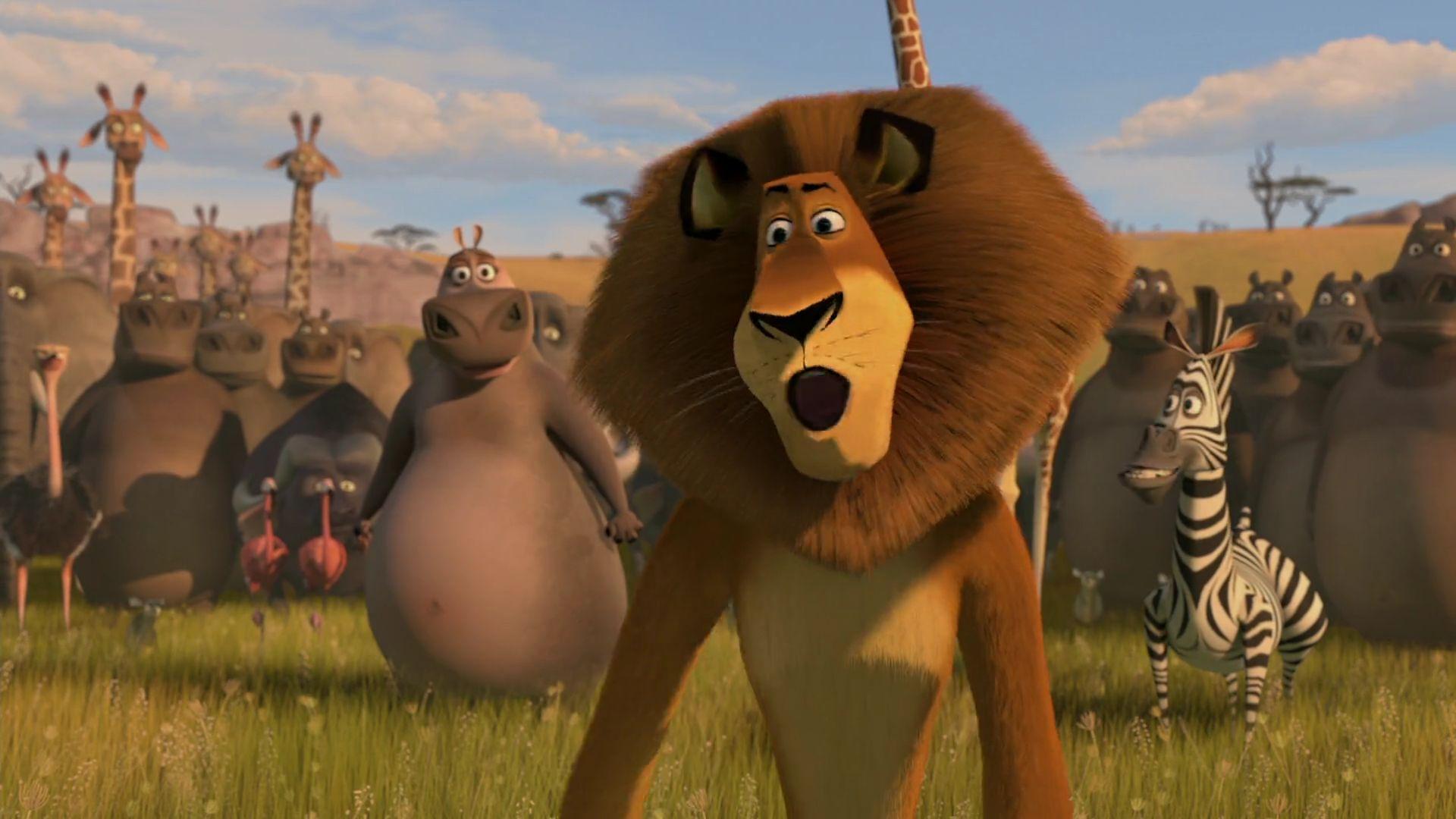 Madagascar the movie soun
