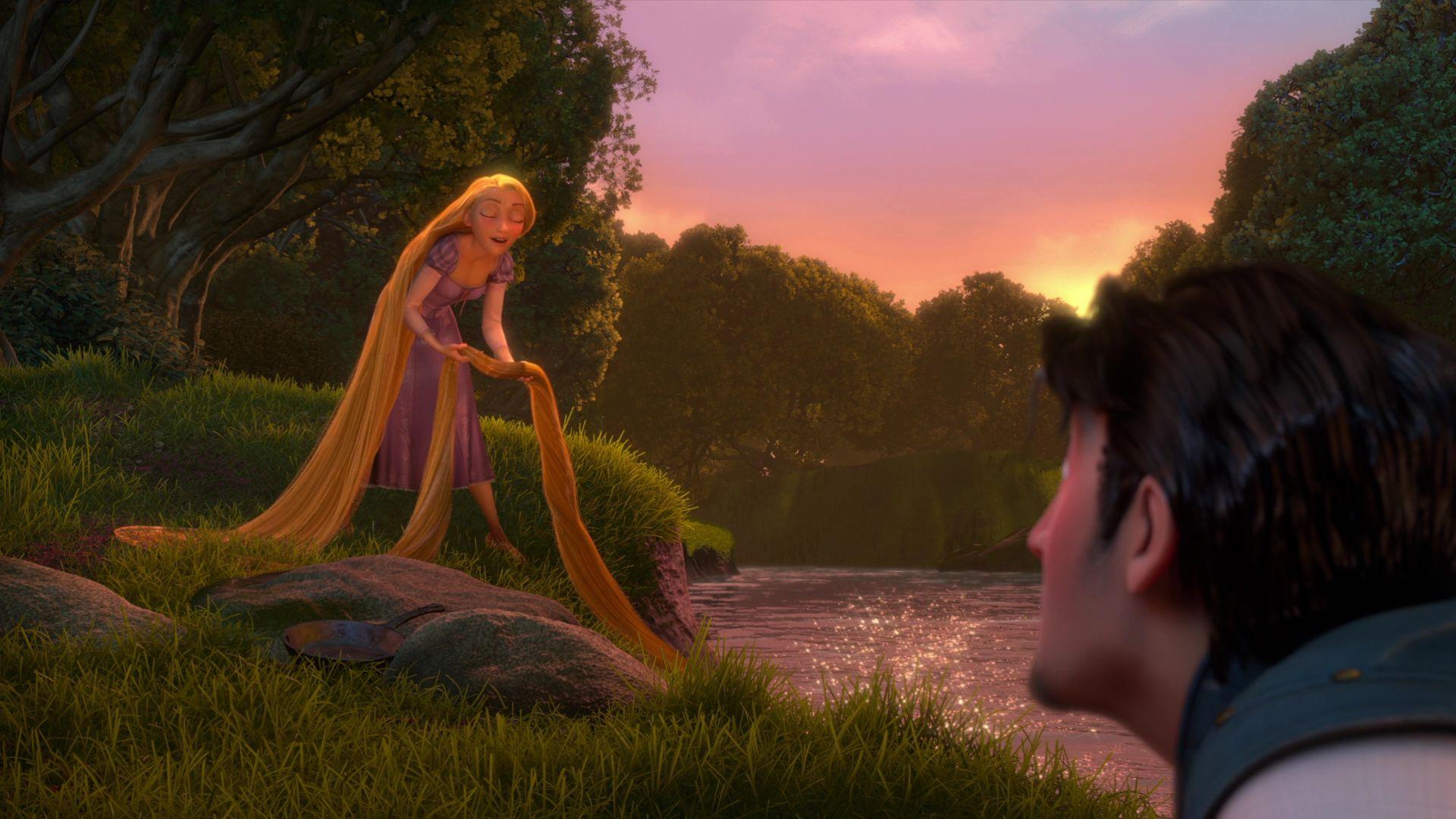 Rapunzel text