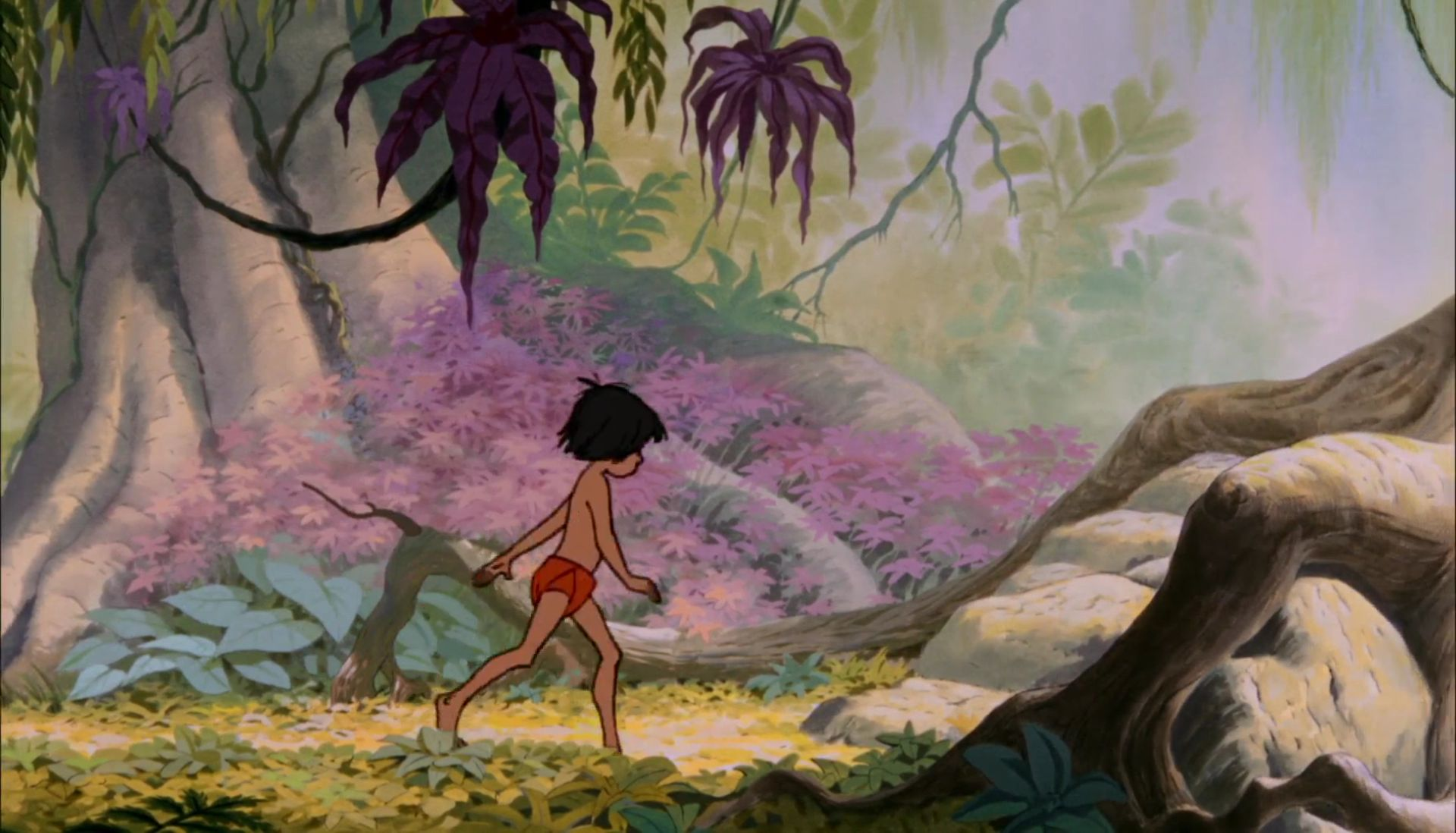 Jungle book movie animated