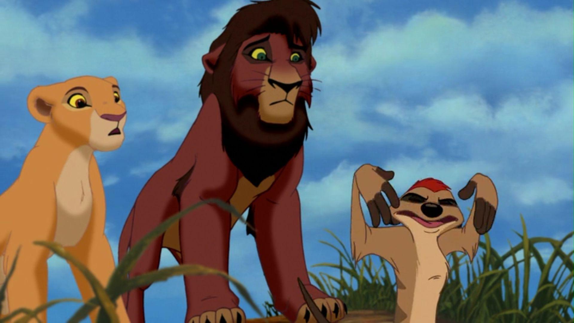 Lion king movie