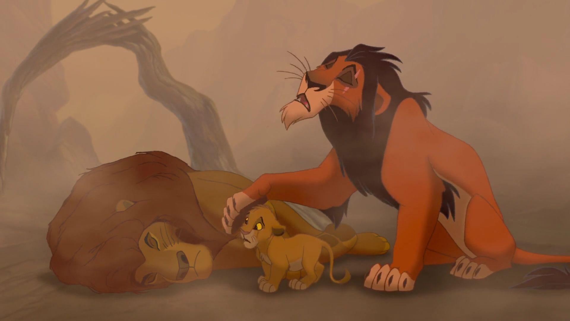 lion king patriarchy