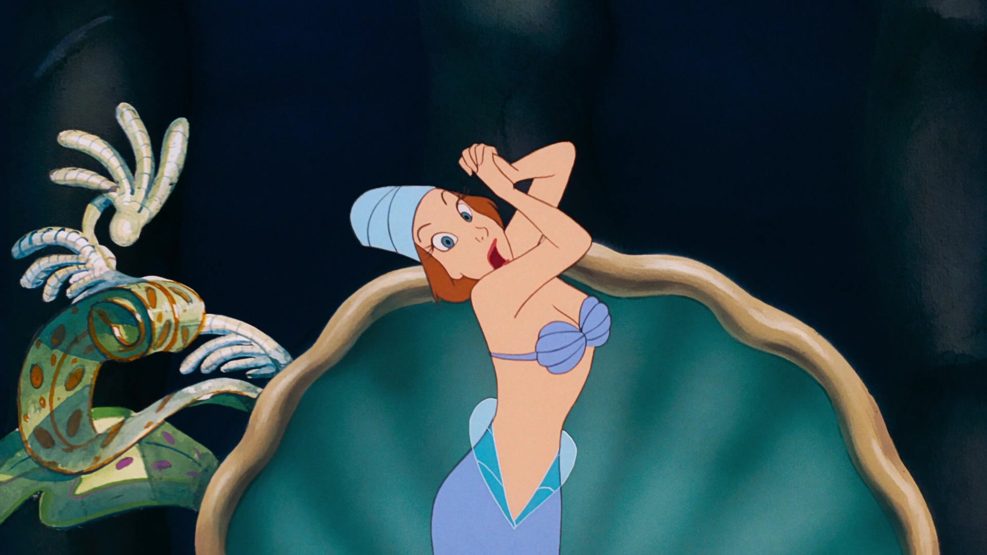 Nude little mermaid videos sexy videos