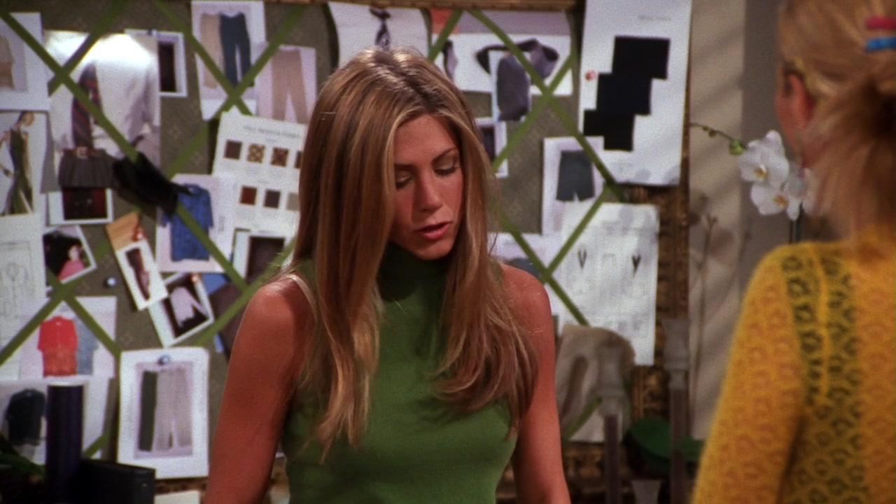 Aniston friends movie