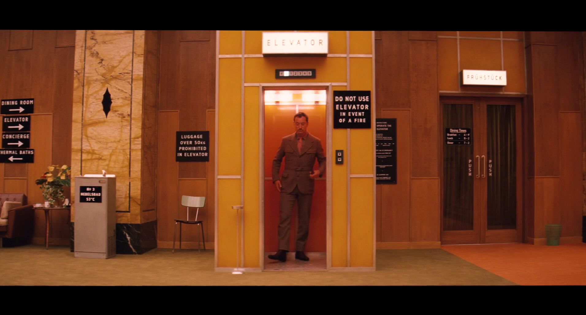 Grand Budapest Hotel The Granbuda 0141 High Quality Movie Screencaps Gallery
