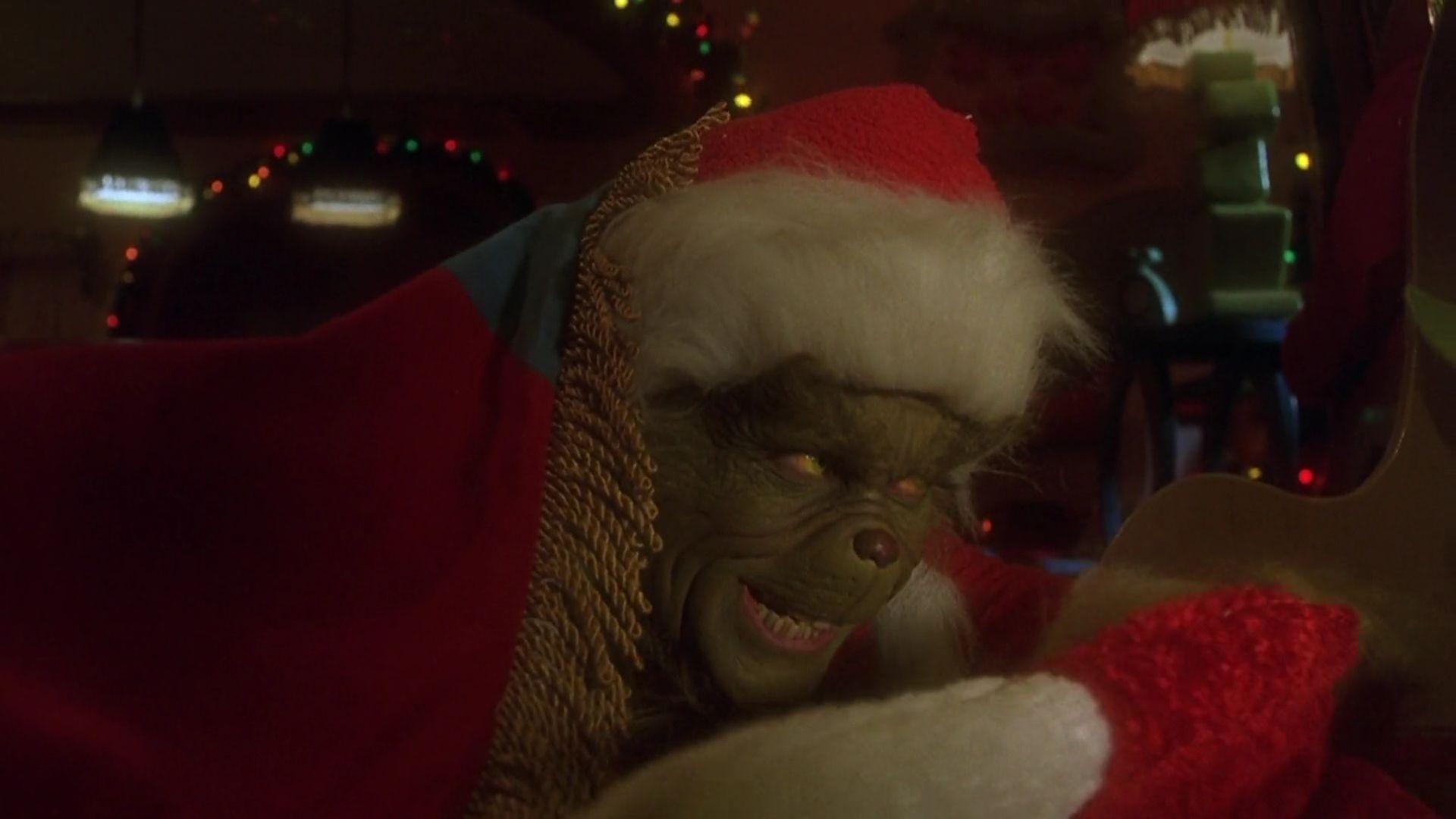 grinchen julen er stjålet