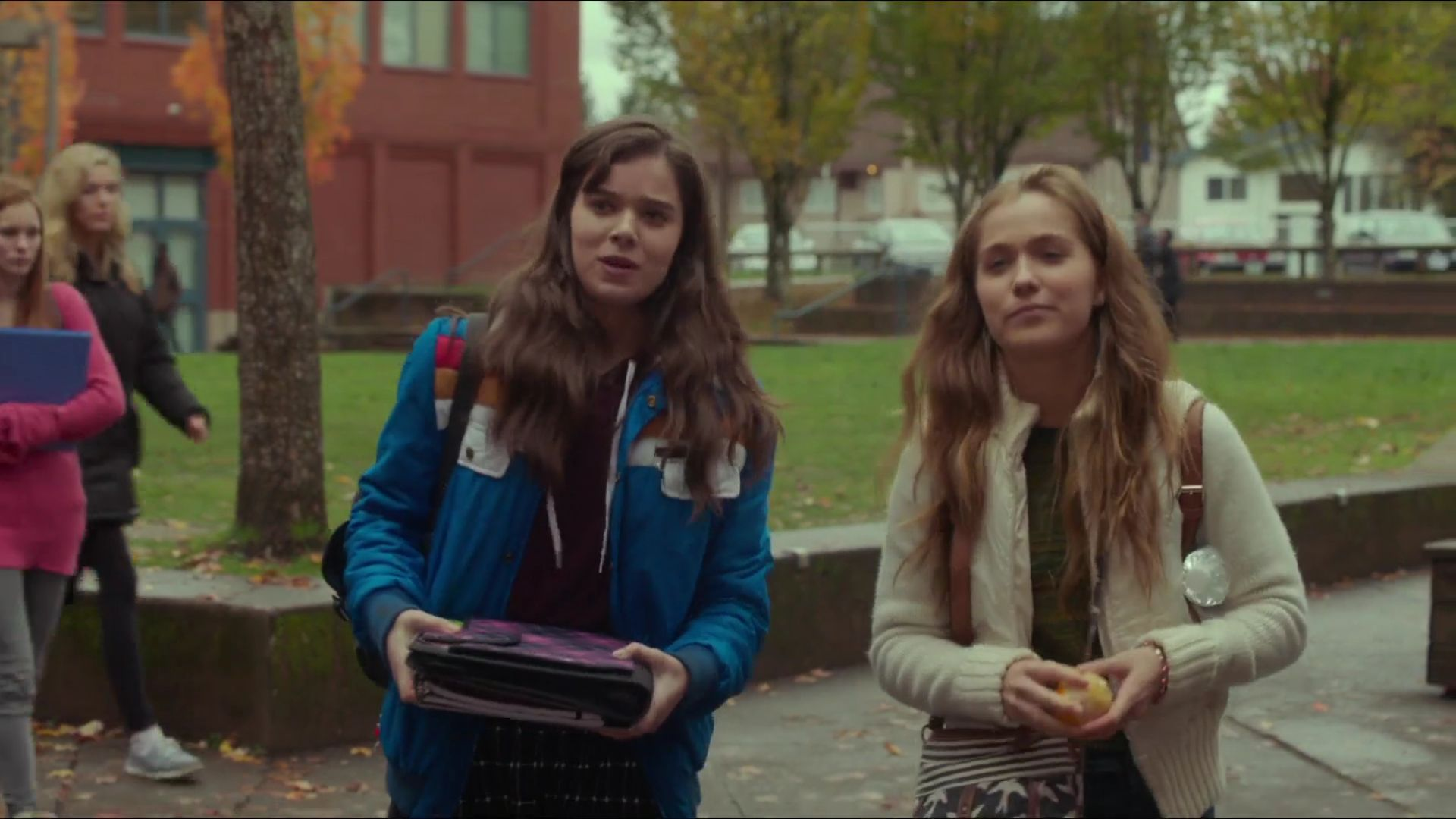 Image result for the edge of seventeen screencaps