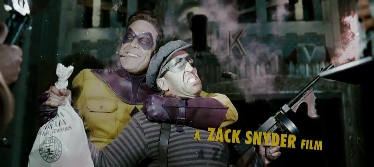 Watchmen movie history